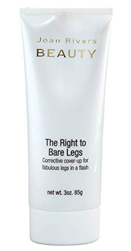 Joan Rivers Beauty-The Right to Bare Legs Corrective Cover Up- Tan Arkansas