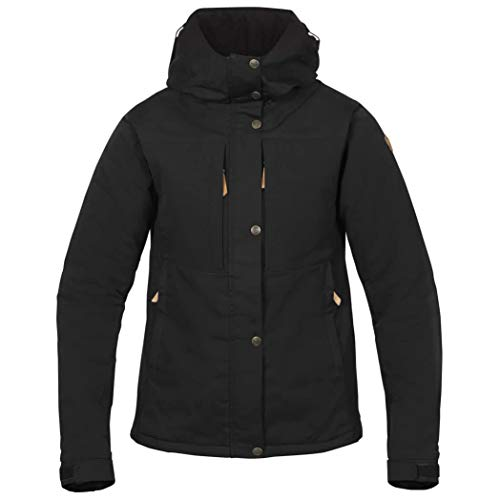 FJALLRAVEN Övik Stretch Padded Jacket W Damen Jacke S schwarz