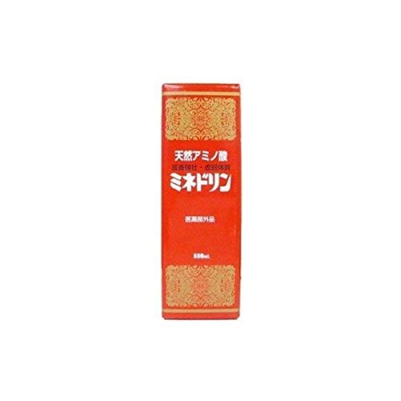 に慣れコーナー合図伊丹製薬 ミネドリン 600ml ×12本