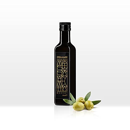 ASSYAT Native Extra Olivenöl 250 ml in Olivenmühle gepresst