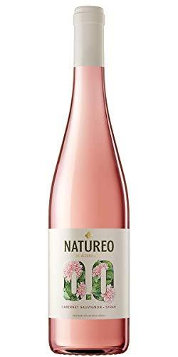 Natureo Syrah-Cabernet Sauvignon, Vino Rosado desalcoholizado - 750ml