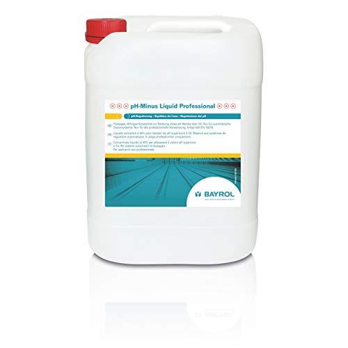 Bayrol pH Regulierung Minus Liquid Professional 20 L Kanister, Weiss