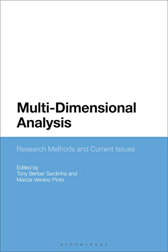 Multi-dimensional Analysis: Research Methods and Current Issues