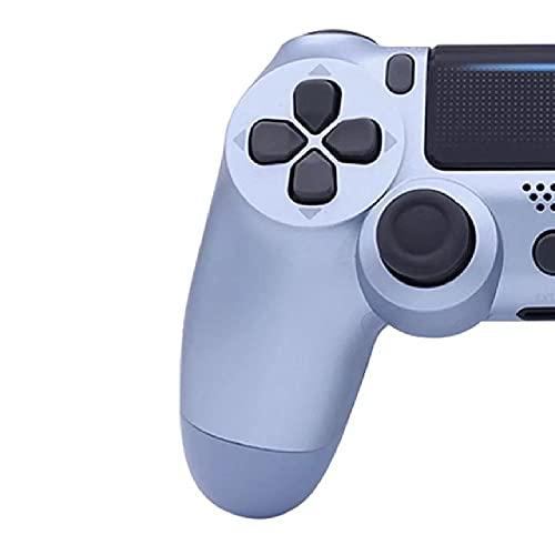 ZWWB para PS4 Controller Bluetooth Vibration Gamepad para Detroit Wireless Joystick PS6 Consola de...