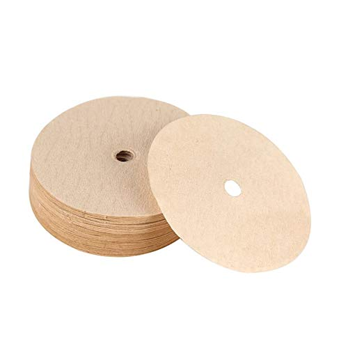 100Pcs Disposal Coffee Filter Pot of Paper Coffee Maker for Vietnam Dripper Filtration