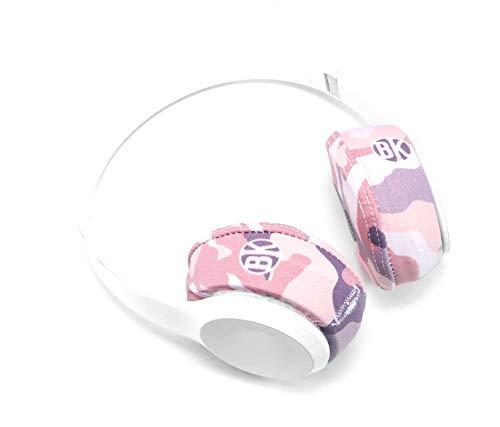 Beat Kicks Protective Headphone Covers (Mini, Rose Gold Camo)
