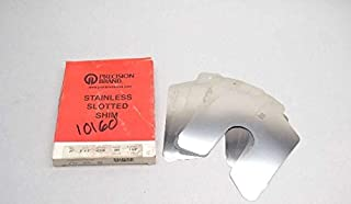 Full Hard 302 Stainless Steel Precision Brand 039-22972 0.1 mm Steel Shim Stock 150 mm x 1.25M Roll Cold Rolled