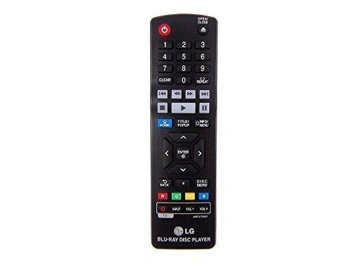 Echte LG BP630 BLU-RAY speler afstandsbediening