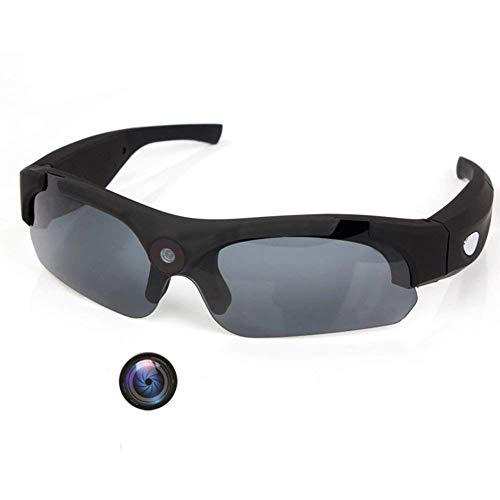 Oolifeng 1080P HD mini-camera, spionage-bril met camera DV-camcorder digitale videorecorder voor sport in de vrije natuur