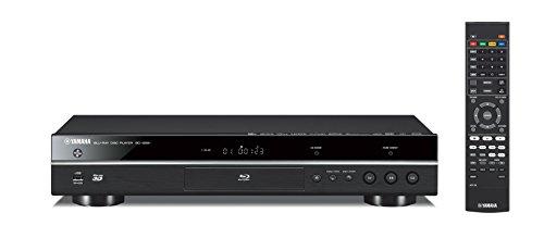 Yamaha BDS681 Blu-Ray Player with 4k Upscaling and SACD Playback - Black