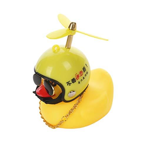 Juguetes de pato, Pato animal para niños, Accesorios para automóvil, Decoraciones de...