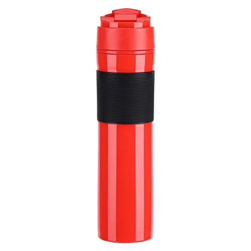 Why Should You Buy Coffee Maker Bottle, 350ml Coffee Drinking Cup Coffee Maker Cup Coffee Press Bott...