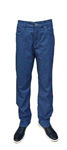 34 Heritage Jeans Charisma Mid Maui Denim (W34 L34)