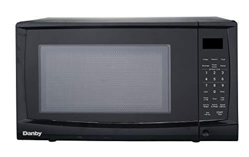 Danby DMW07A4BDB/770BLD DMW07A4BDB 0.7 cu. ft. Microwave Oven, Black.7 cu.ft