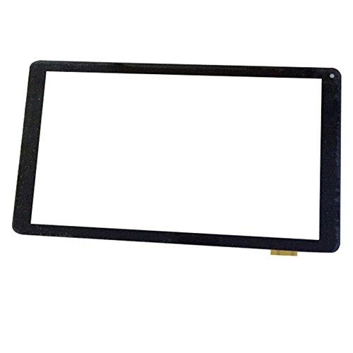 Negro EUTOPING ® De Nuevo 10.1 Pulgadas Reemplazar Pantalla tactil Digital para WOXTER QX103 QX 103 SX100