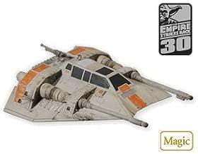 QXI2026 Rebel Snowspeeder Star Wars 2010 Hallmark Ornament