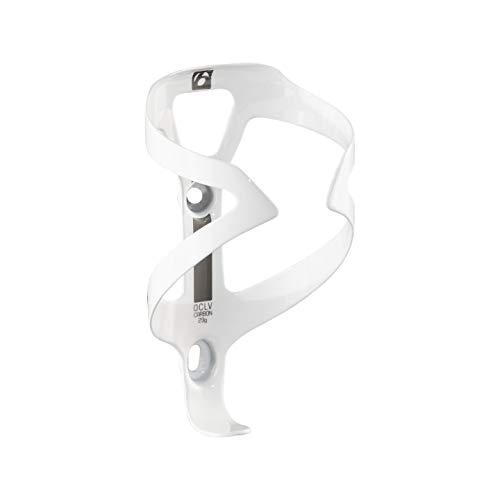 Bontrager Pro Carbon Fahrrad Flaschenhalter weiß