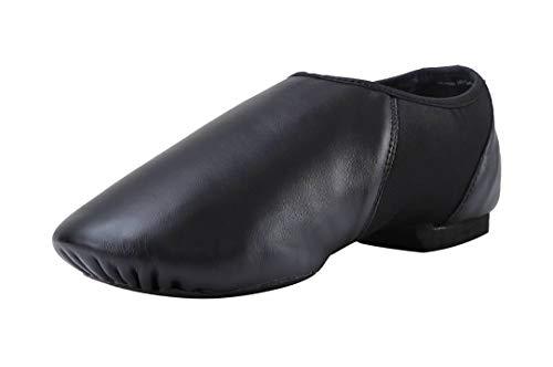 ARCLIBER Leather Slip On Jazz Shoe