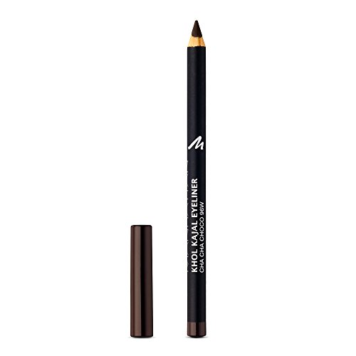 Manhattan Khol Kajal Eyeliner, 20 Dark Brown, 1.3g