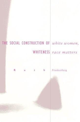 White Women, Race Matters