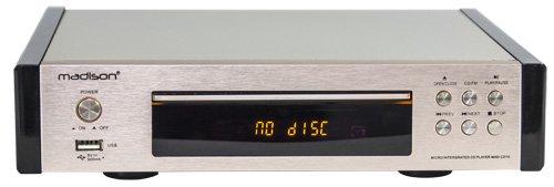 Madison - MAD-CD10 - Lector de CD, con tuner FM