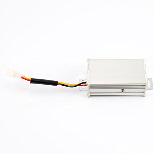 Mach1 - Unidad de Control para Patinete eléctrico (48 V, con Controlador de autorización de circulación), 48V/12V - Spannungsumwandler