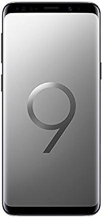 """Samsung SM-G9600 Smartphone Galaxy 5.8"""", Color Gris. AT&T/Prepago"""
