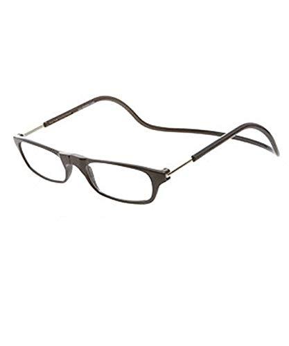 老眼鏡 CliC readers(クリック リーダー) ブラック +3.00