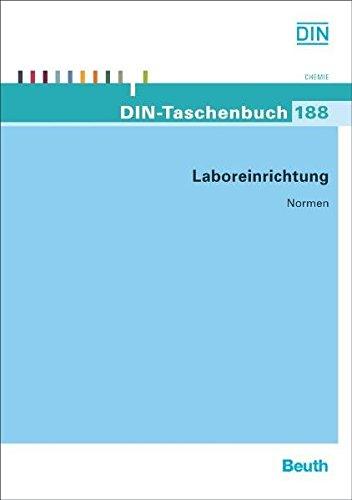 Laboreinrichtung (DIN-Taschenbuch)