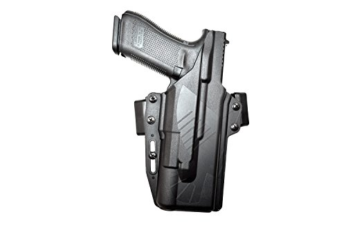 Raven Concealment Systems Perun OWB Holster compatible with Glock with X300U