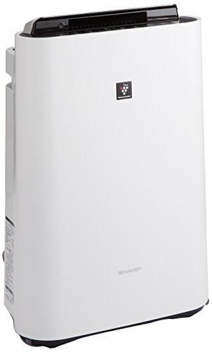 シャープ 加湿空気清浄機 プラズマクラスター ~17畳/空気清浄 ~31畳 ホワイト KC-F70-W