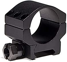 Vortex Optics Tactical 30mm Riflescope Ring — Low Height [0.83 Inches | 21.0 mm]