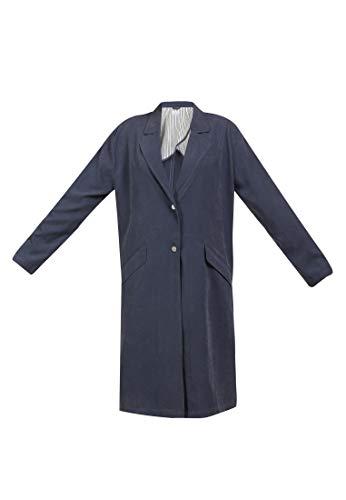 usha BLUE LABEL Mantel Damen 15407634 Denim Blau, S