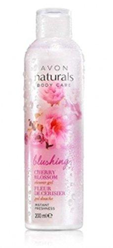 Avon Naturals Opulente Kirschblüte Duschgel 200 ml