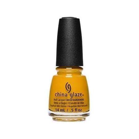 China Glaze Nail Polish, Mustard The Courage 1632