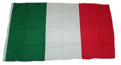 FahnenMax drapeau de l'italie 90 x 60 cm-motif drapeaux