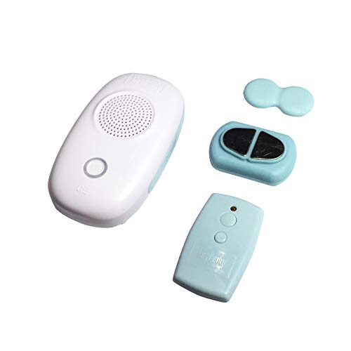 DryBuddyFLEX 3 Wireless Bedwetting Alarm System with Magnetic Sensor & Remote. New 3rd Gen. Long-Range True Wireless with Magnetic Sensor & Remote. Most Convenient, Feature-Rich & Effective.