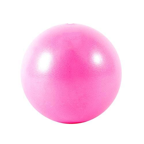 Mini Yoga Ball, Pilates Gymnastikball, PVC-Material, 23 cm, Kann Kernübungen Machen, Bauchmuskeltraining, Rückentraining, Gleichgewicht verbessern,