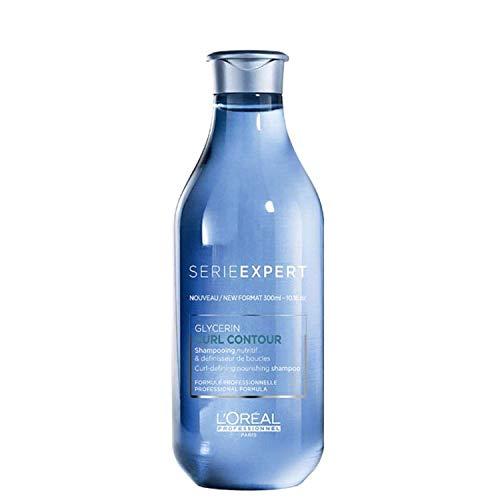 L'Oréal Professionnel Serie Expert Glycerin Curl Contour Shampoo, 1er Pack (1 x 300 ml)