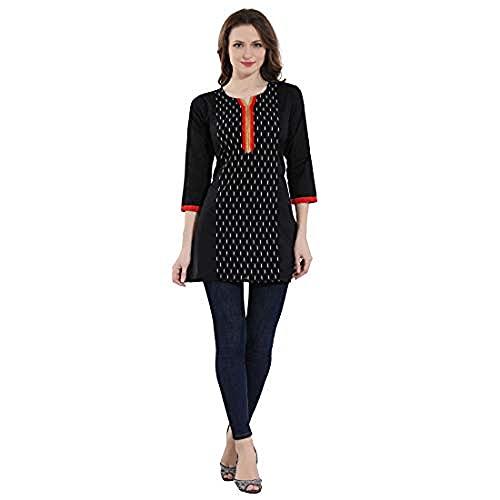 Dream & Dzire cotton short top kurti for women of...