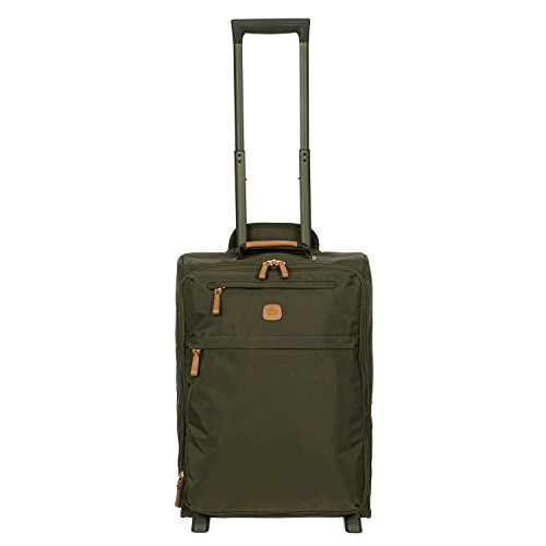 Bric's X-Travel Trolley para portátil, 50 cm, Verde (Olive)