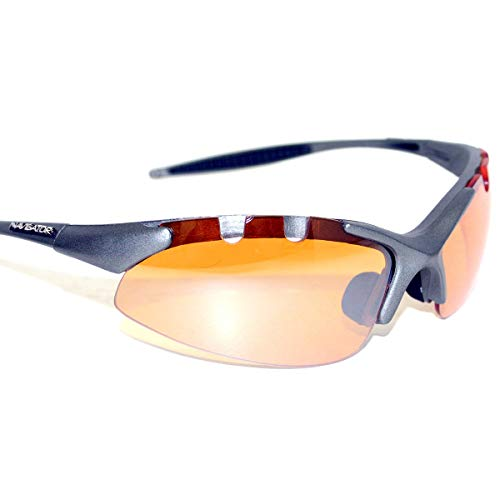 NAVIGATOR RAY, Sportbrille, Bikebrille, UV-Lens, 22g