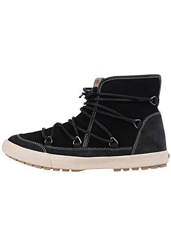 Roxy Damen Darwin-Winter Boots for Women Schlupfstiefel, Schwarz (Black Bl0), 39 EU
