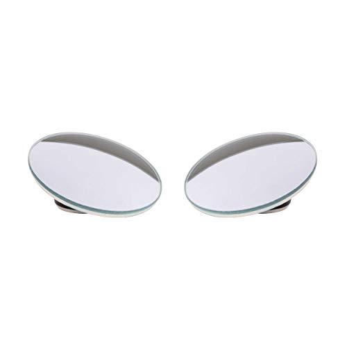 ONVAYA Toter Winkel Spiegel | Weitwinkelspiegel | konvexer Autospiegel | selbstklebender Aufsatzspiegel | Zusatzspiegel