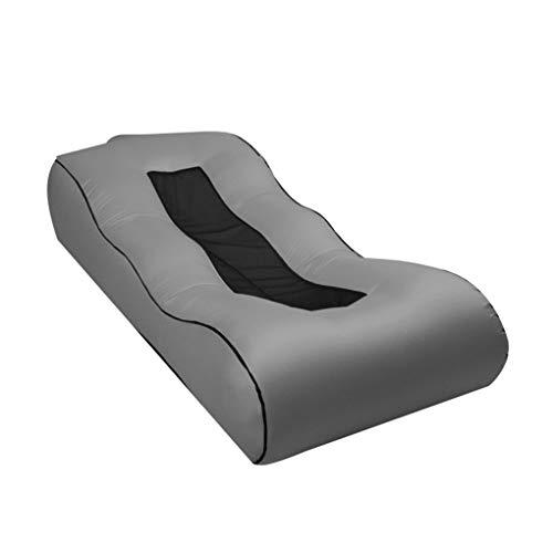 Bolsa de aire inflable Tumbona cama de sofá perezosa portable de la...