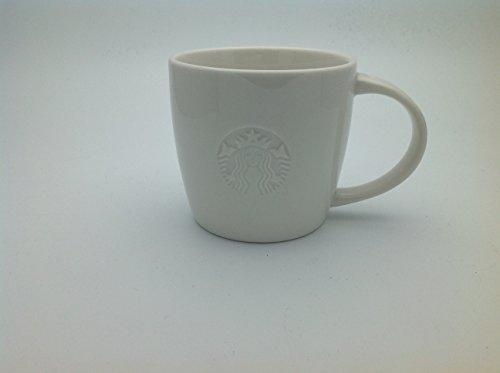 Starbucks Mug Tasse Becher klassich weiß Tall 355ml Original