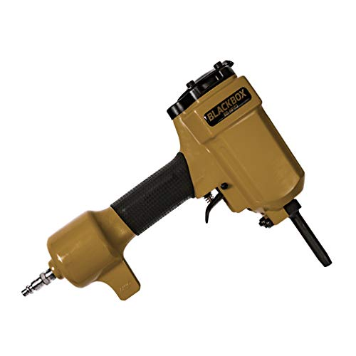 Product Image of the BLACKBOX BB-NP70 Heavy Duty Professional Air Punch Nailer Nail Remover Nail kicker Pneumatic Pallet Denailer, Wood Recycling Tool Remove Nails From Floorboards Pallets Boards Barn Lumber Wooden Decks