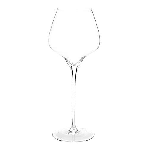 AINEKUI Copa de vino tinto, copas de vino burdeos de cristal, sin...