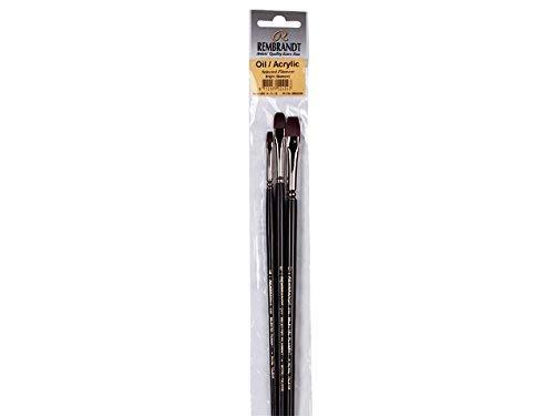 Pinceles de Aceite/Acrílico Serie 290: No. 4-8 - 12, modelo Gussow