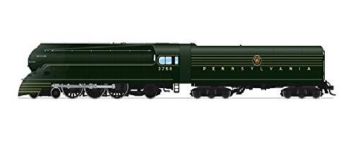 Broadway Limited Streamlined K-4 Paragon 3 PRR - Dark Green, HO Scale